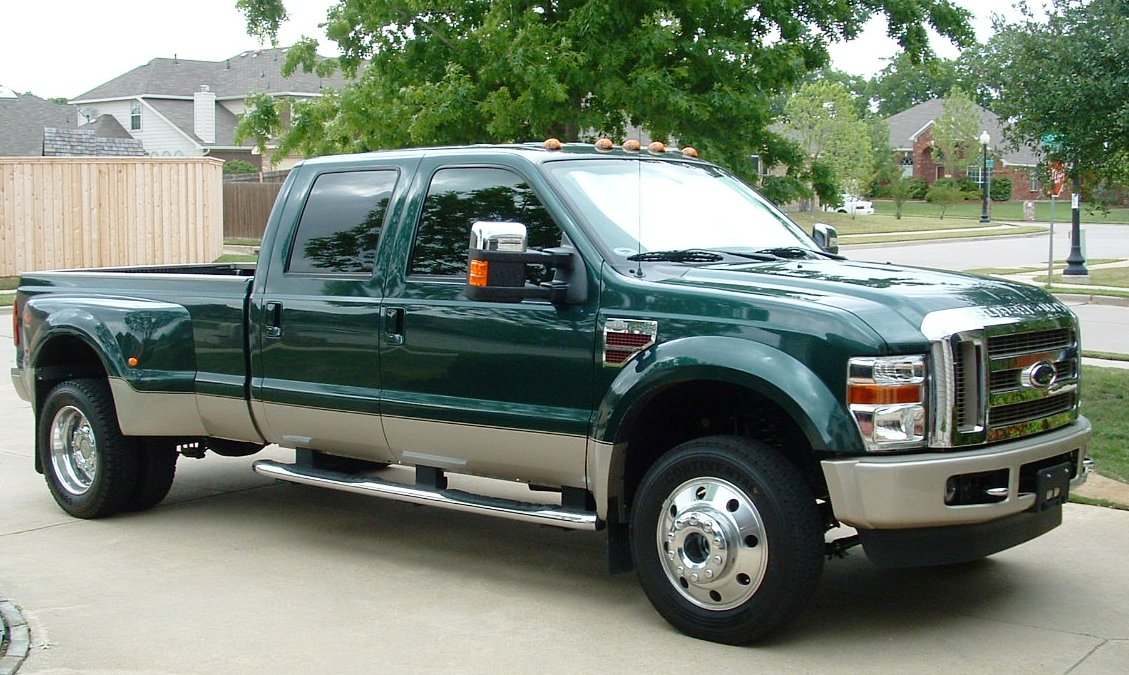 Pics of my F450 King Ranch - Diesel Forum - TheDieselStop.com