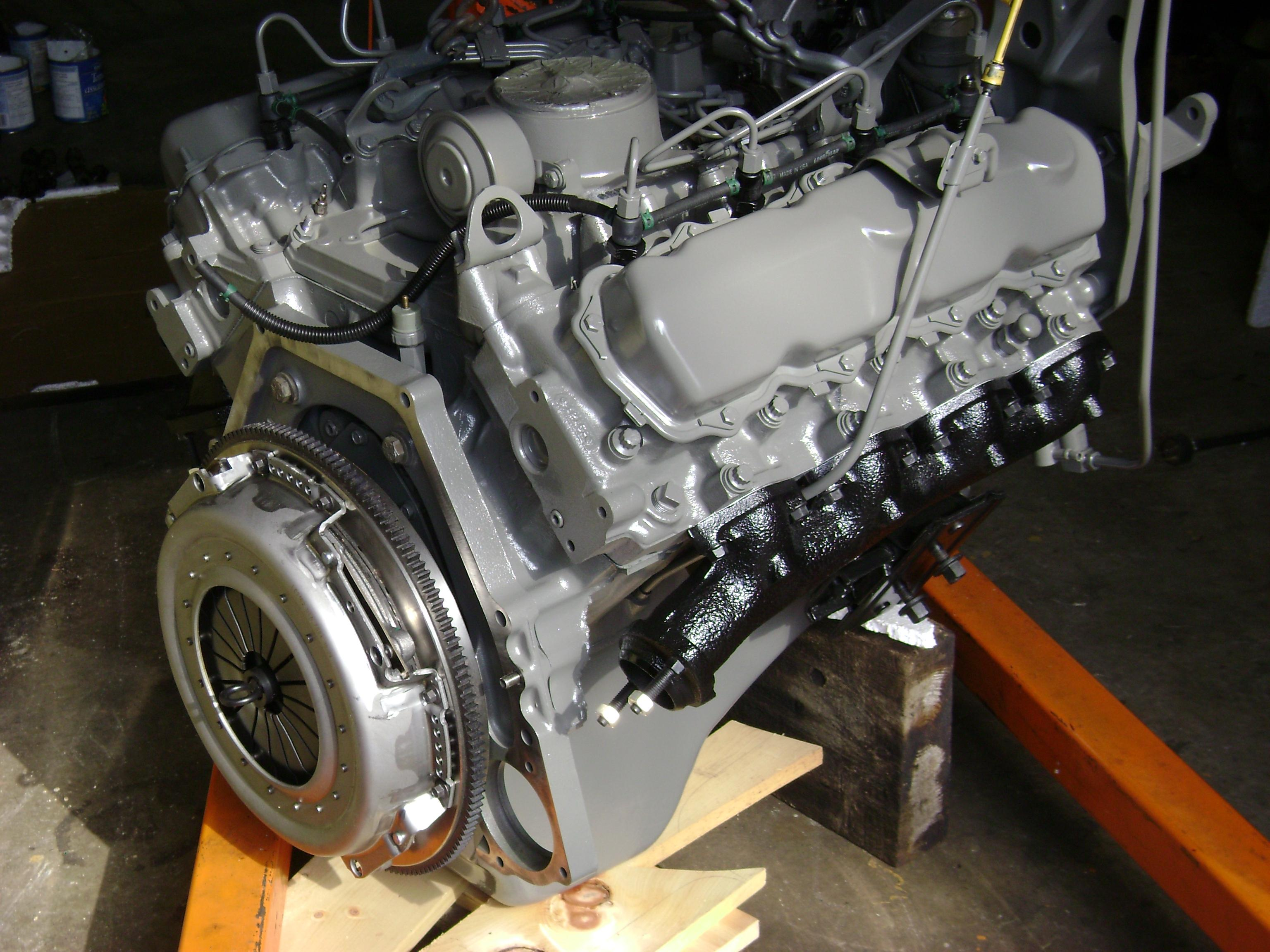 Pulled the motor- Best place for Gaskets? - Diesel Forum ...