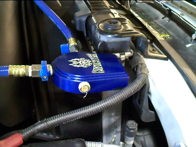 "sinister coolant filter install ""w/pics"" - diesel forum ..."