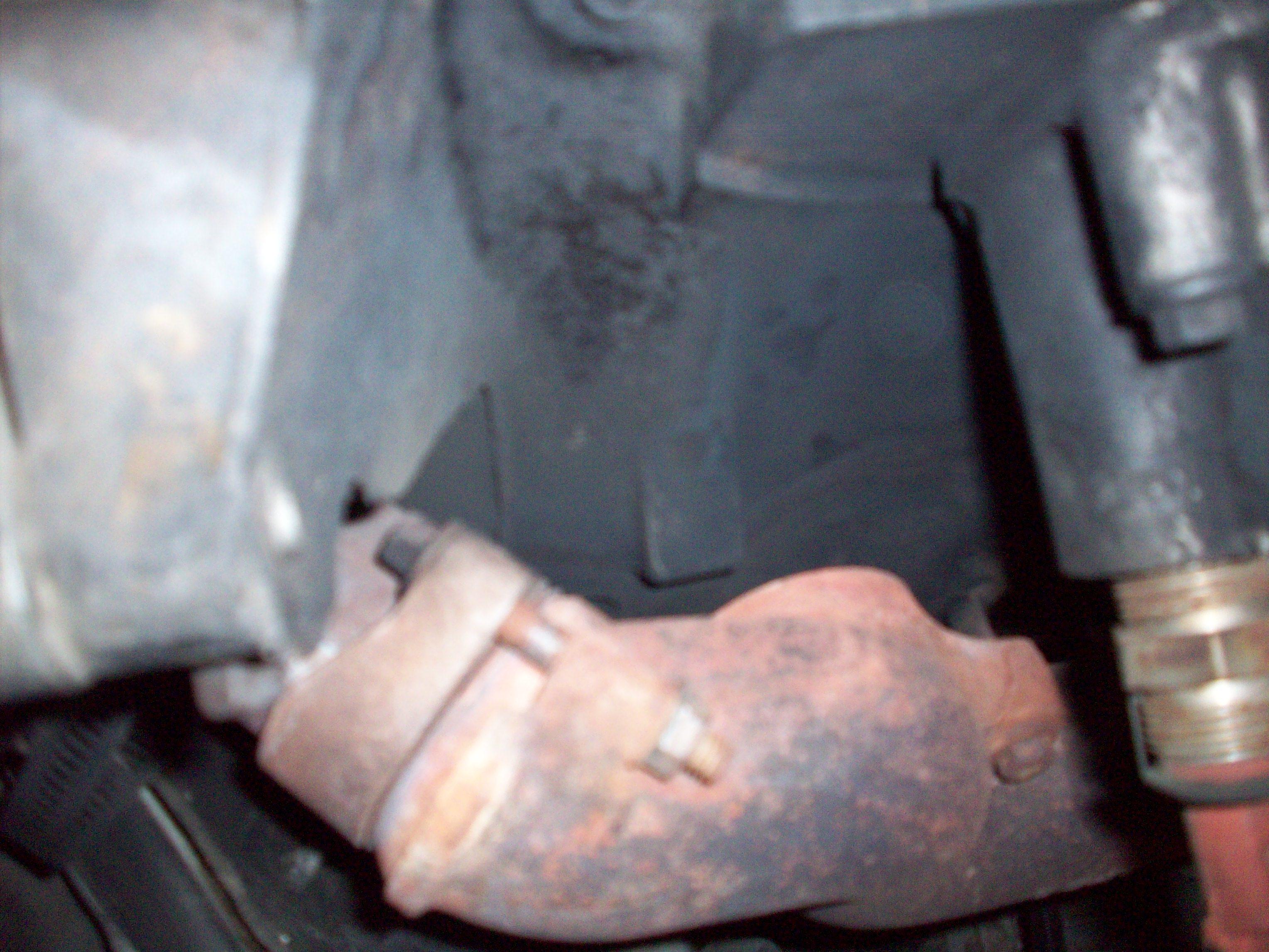 exhaust manifold leaking - Diesel Forum - TheDieselStop com