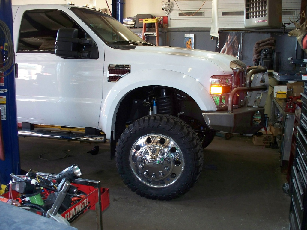 Air Lift Bags >> 2008 F450 lift kit - Page 2 - Diesel Forum - TheDieselStop.com