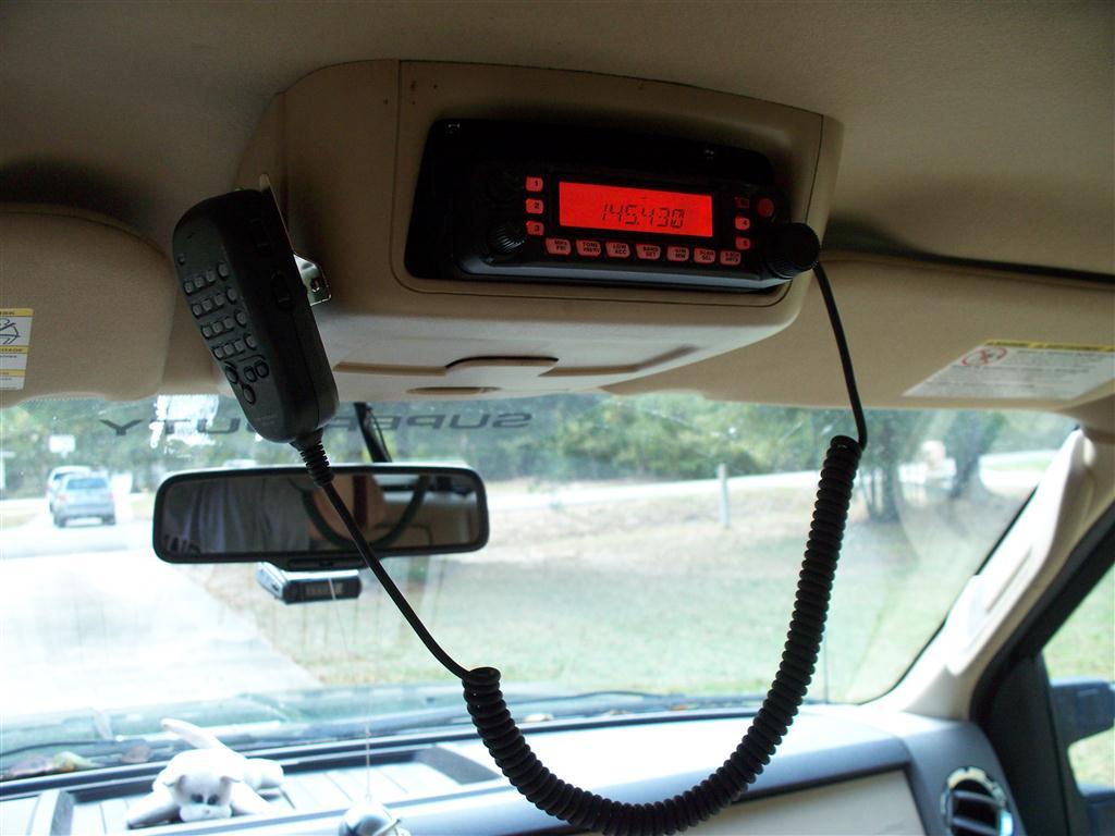 Ham Radio Install Diesel Forum Thedieselstop Com