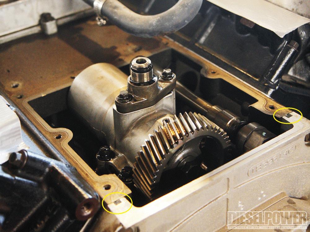6 0 mystery oil leak - diesel forum