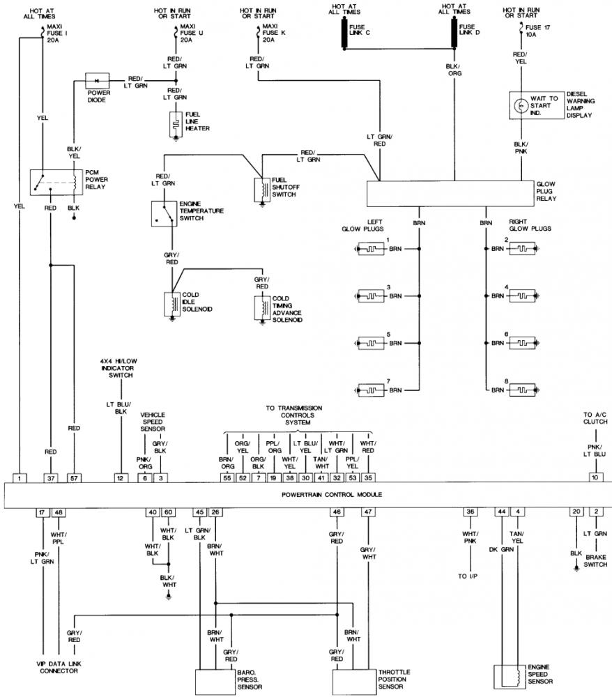 84425d1450018862 wiring diagrams schematics 7 3l idi 1994 f super duty m code eng wiring wiring diagrams schematics 7 3l idi diesel forum thedieselstop com 7.3 IDI Engine Wiring Diagram at mifinder.co