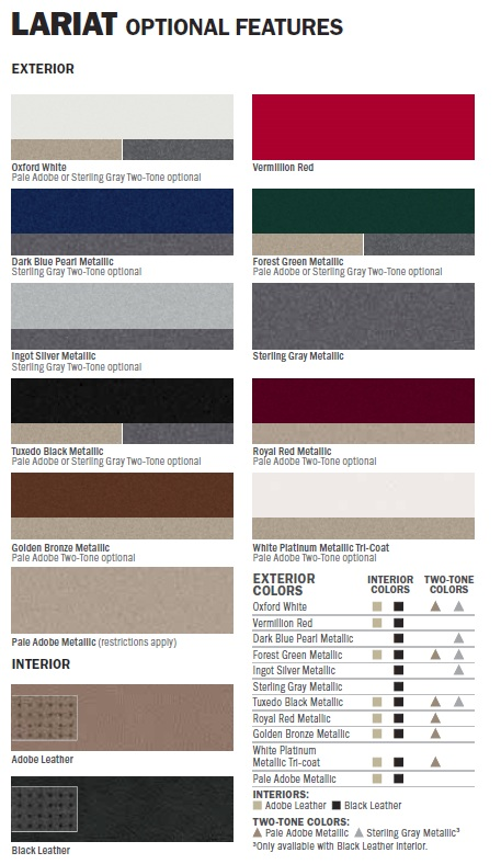 Ford Interior Color Codes Home Decor 2018