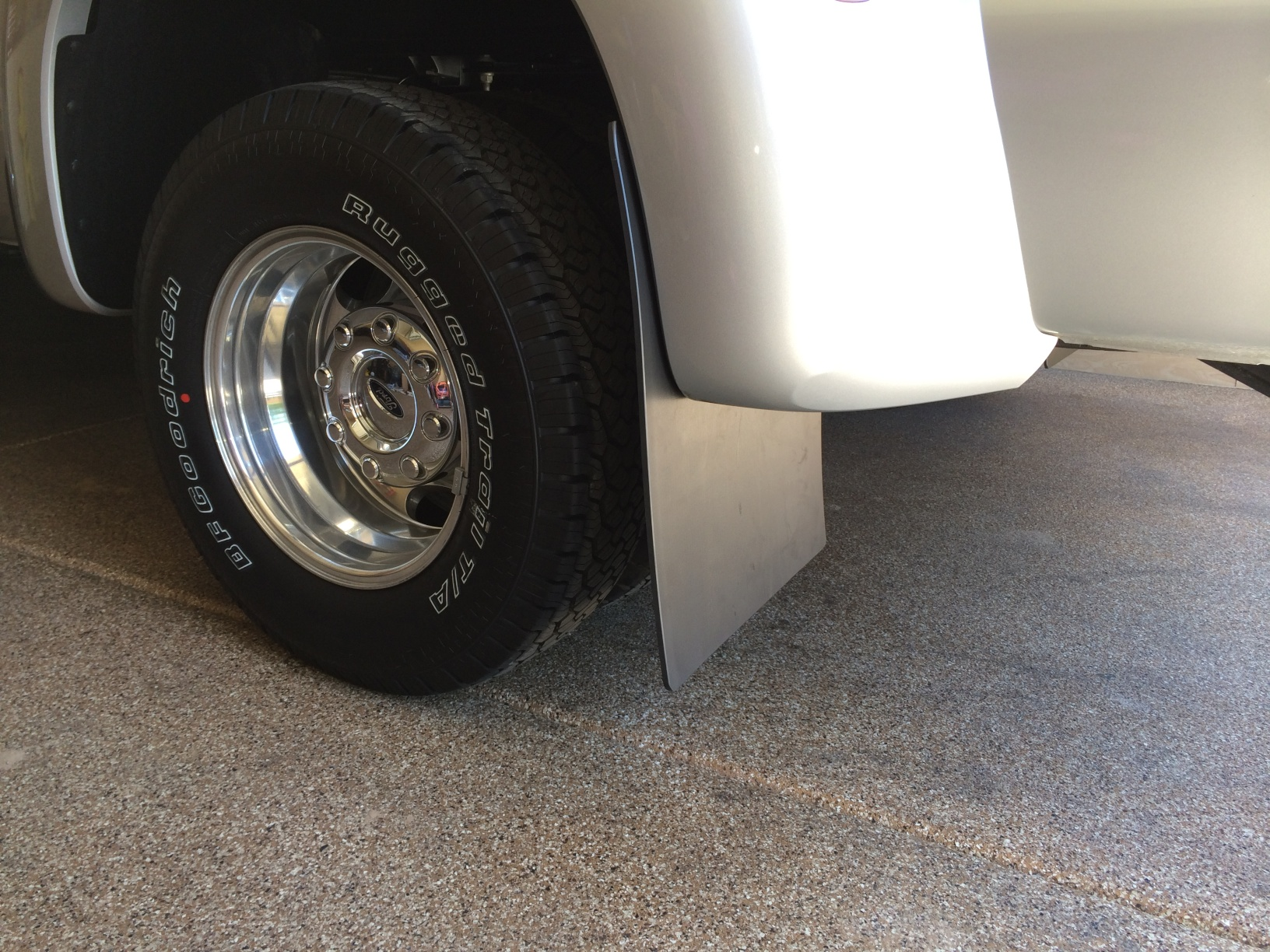 husky or weathertech mud flaps  - diesel forum