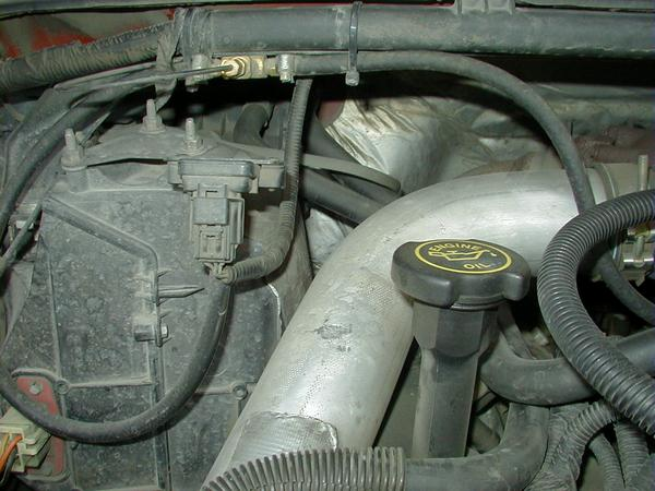Maxresdefault further Ford Taurus in addition Explorer Egr Valve as well Cam further D Map Sensor Location Map Sensor Boost Tubing. on ford 6 0 egr valve location