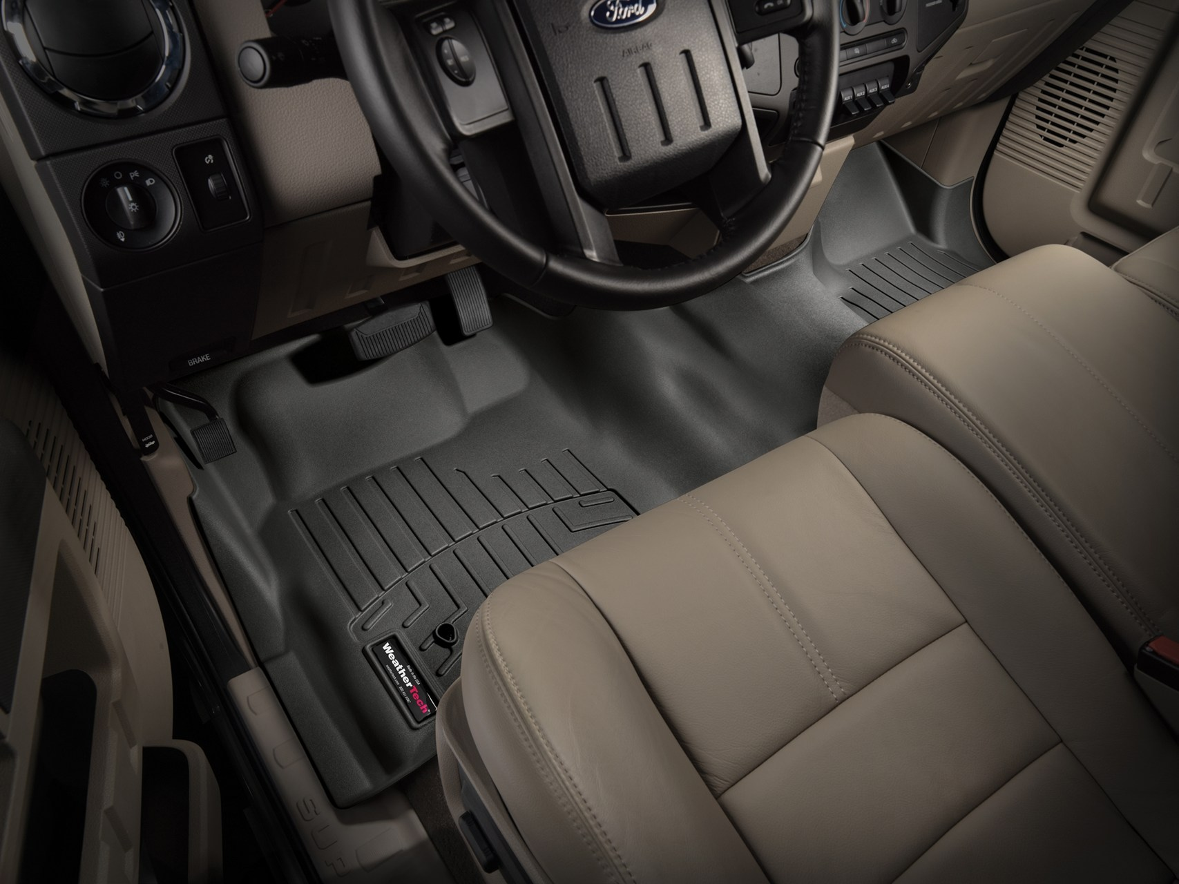 Weathertech floor mats dont fit -  Click Image For Larger Version Name 442931_f350_ford_2010 Jpg Views 5525 Size 292 5