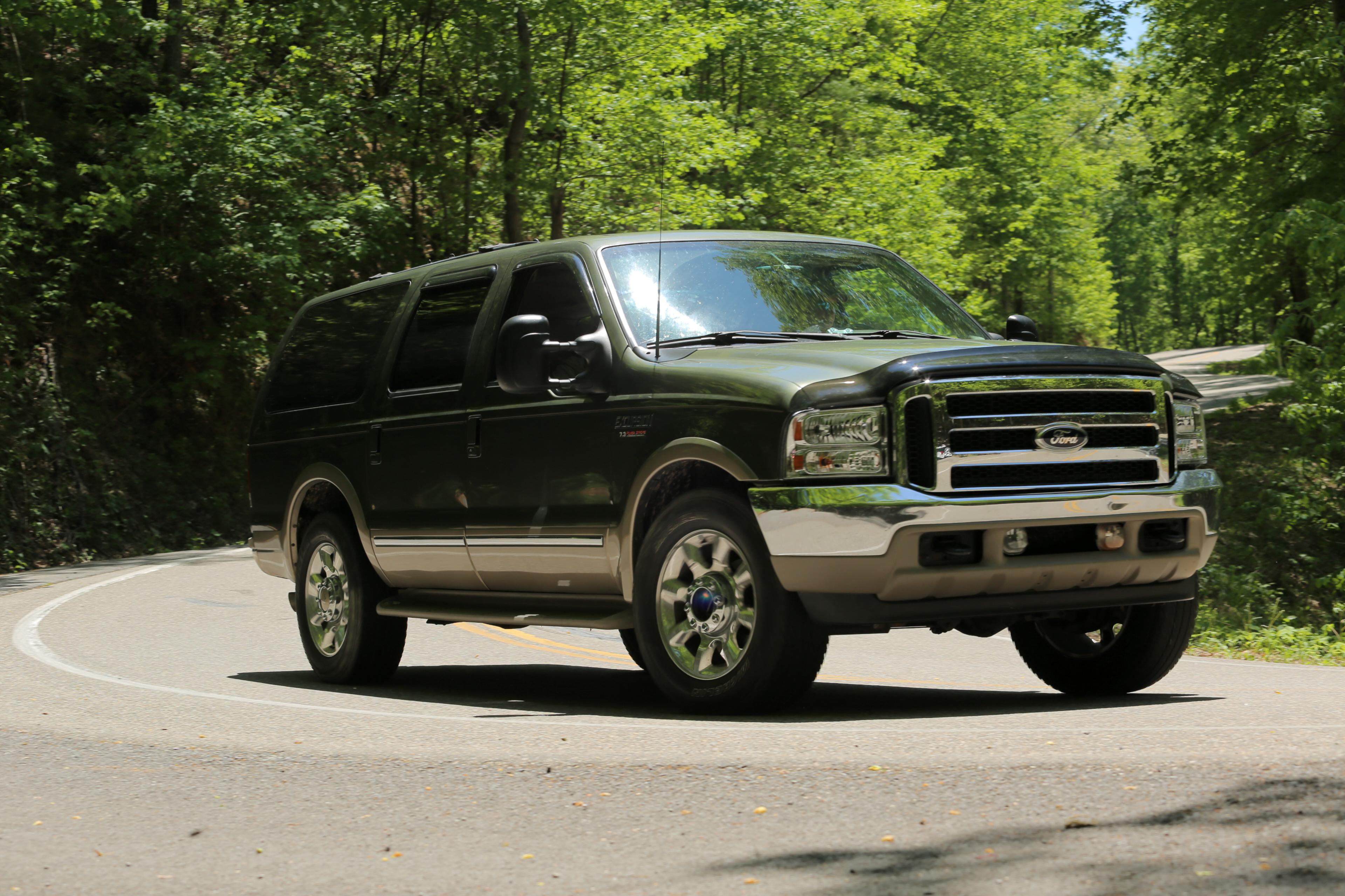 """King Ranch Ford >> 2002 Excursion with 20"""" King Ranch Wheels - Diesel Forum - TheDieselStop.com"""