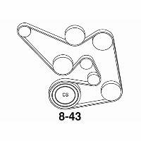 serpentine belt problems - diesel forum
