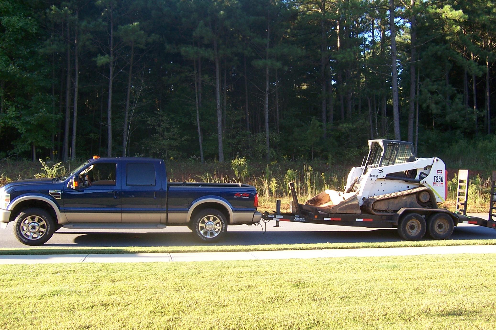 Show Me A Picture Of A Bobcat >> Pics of Towing - Page 5 - Diesel Forum - TheDieselStop.com