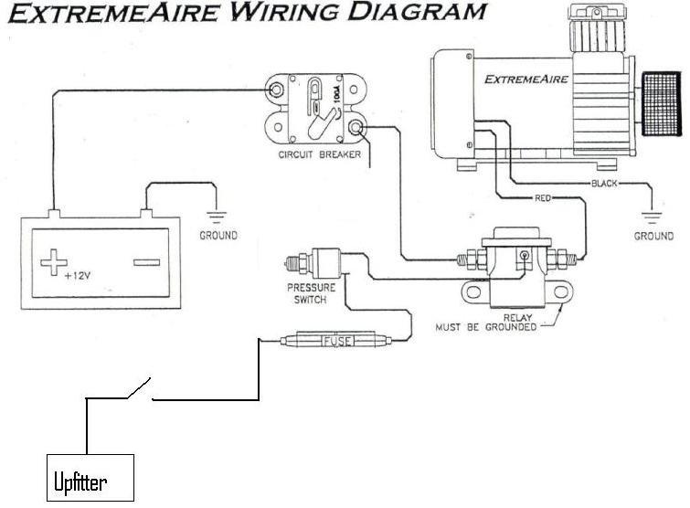 on board air system diesel forum com click image for larger version compressor wiring jpg views 14284 size