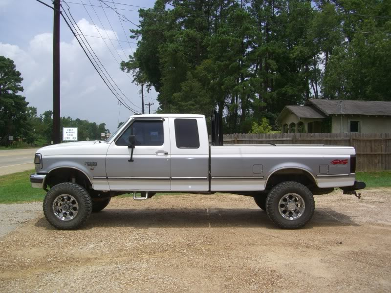 will 35 tires fit on a stock 1996 f250 autos post. Black Bedroom Furniture Sets. Home Design Ideas