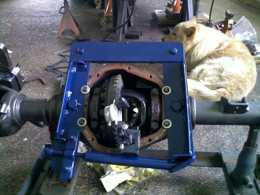 Dana 50 Inner Oil Seal Replacement Diesel Forum