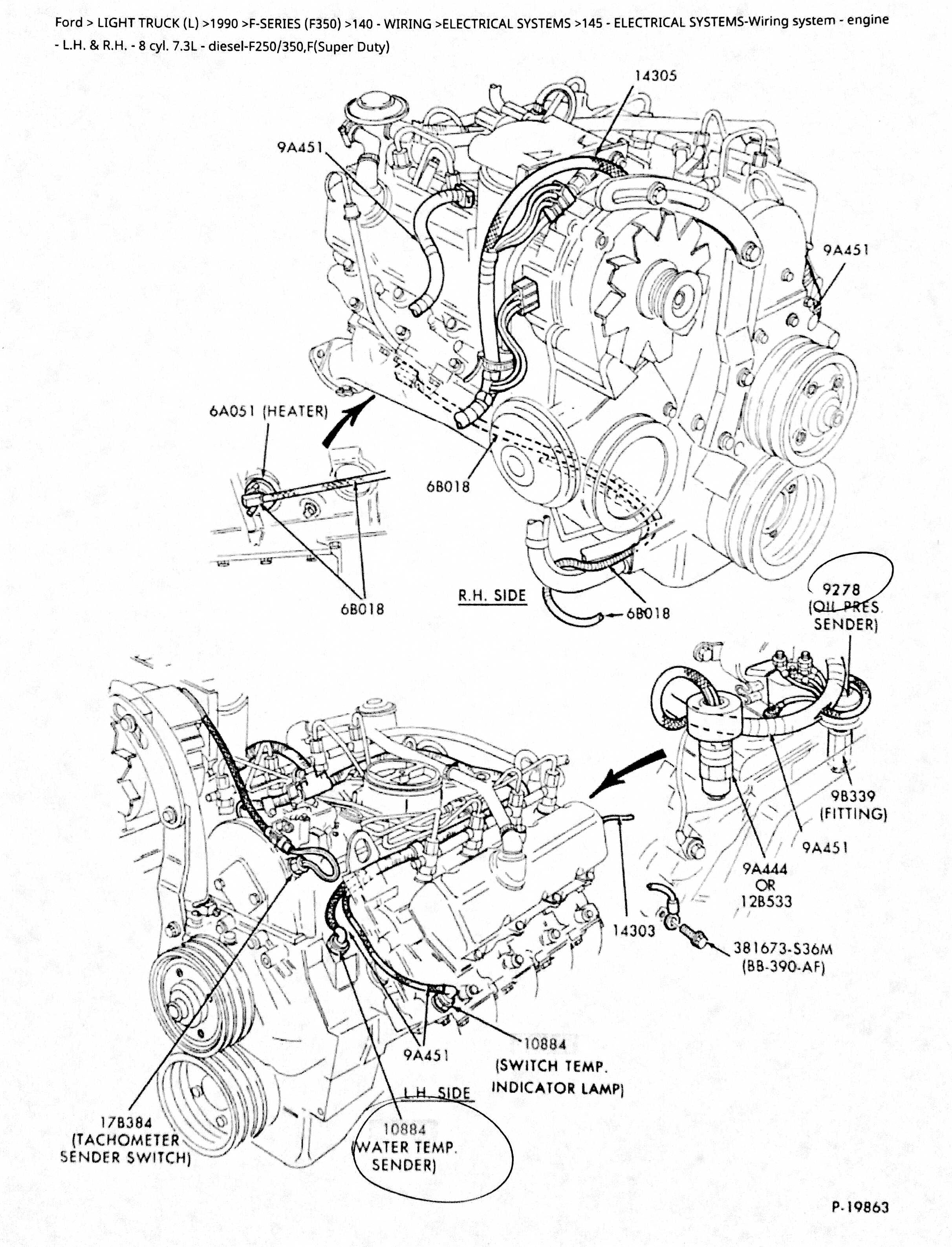 U0026 39 89 F350 Coolant Temperature Sensor - Page 3 - Diesel Forum