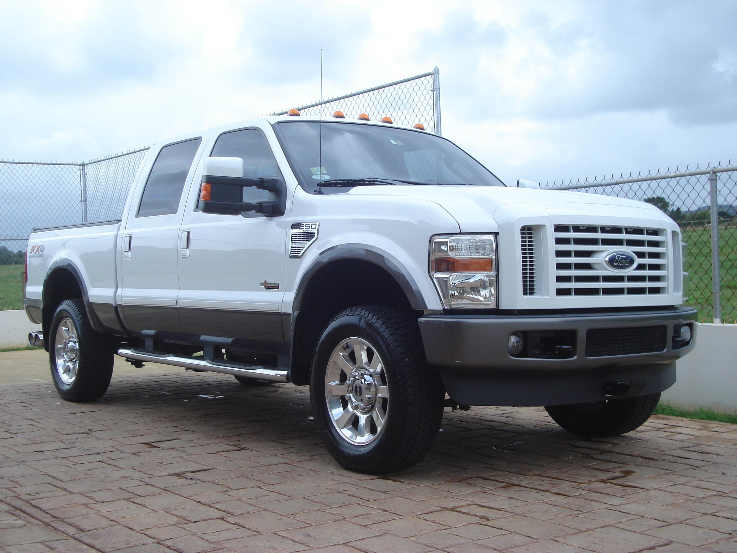 Painted King Ranch Grille Diesel Forum 2004 Ford F 250 Black Grill Attached Thumbnails