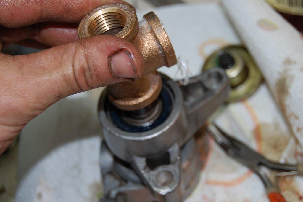 Ford Diesel All Internationals I Think Vacuum Pump Rebuild Bearing Diesel Forum
