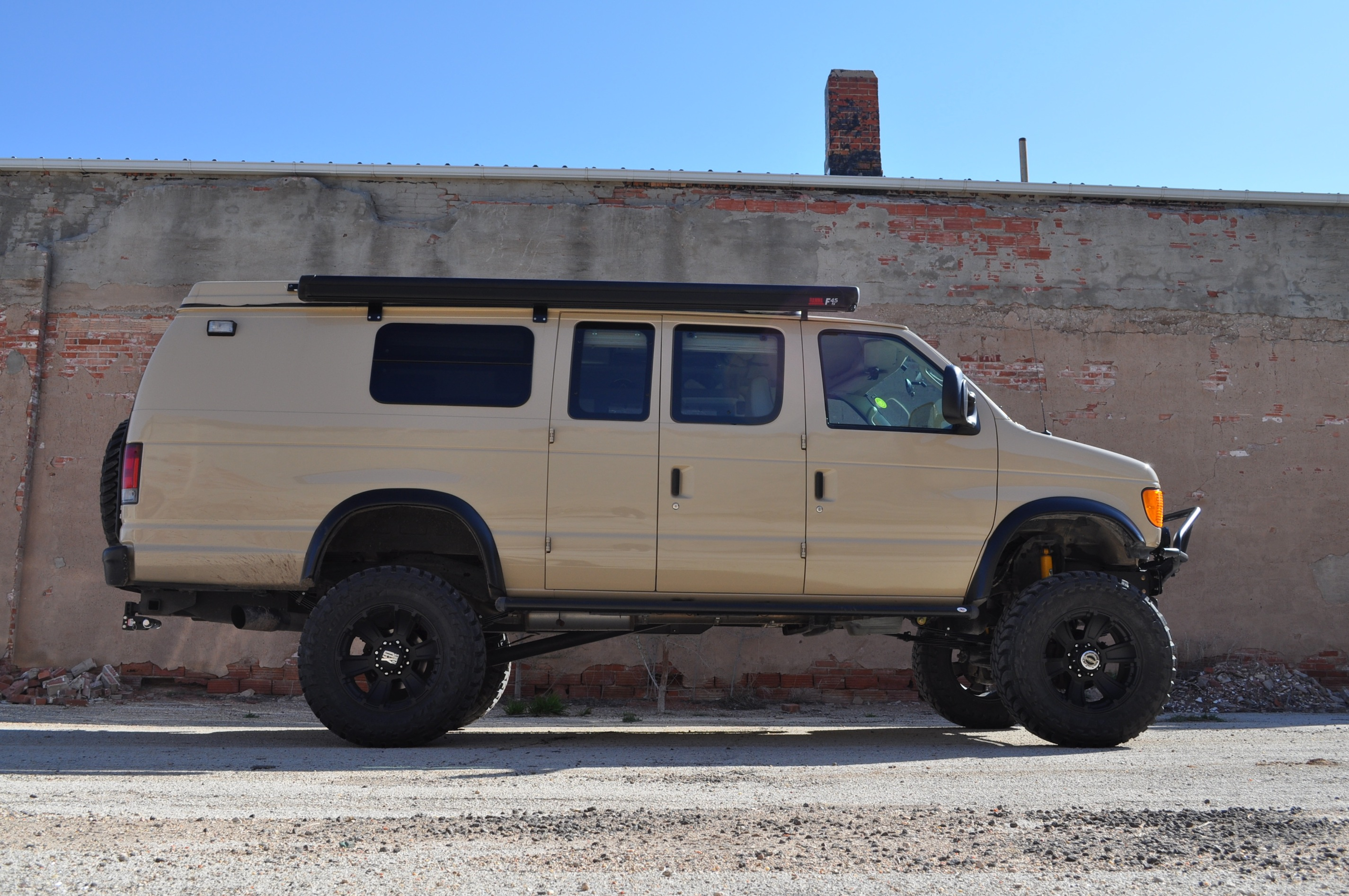 Ford E350 For Sale >> my rock crawler sportsmobile - Diesel Forum - TheDieselStop.com