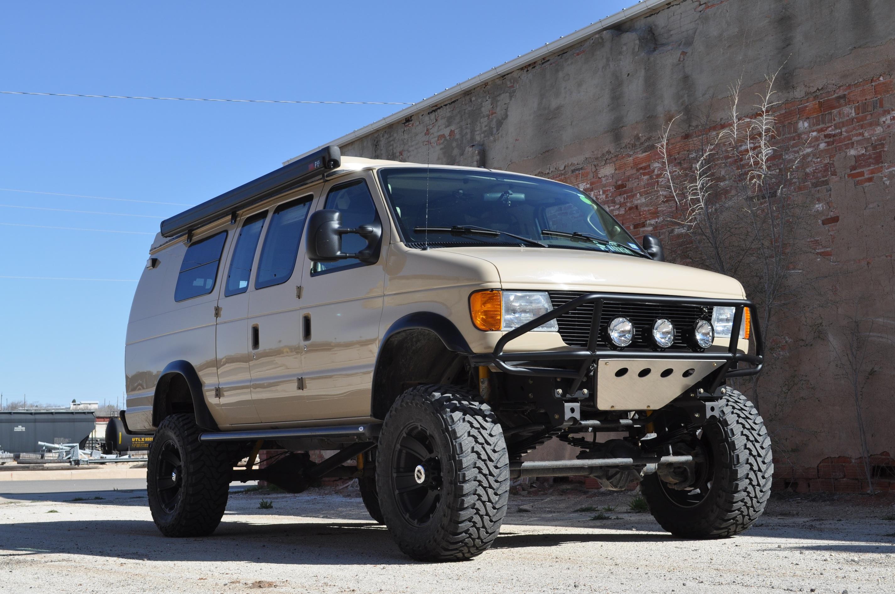 My Rock Crawler Sportsmobile Diesel Forum