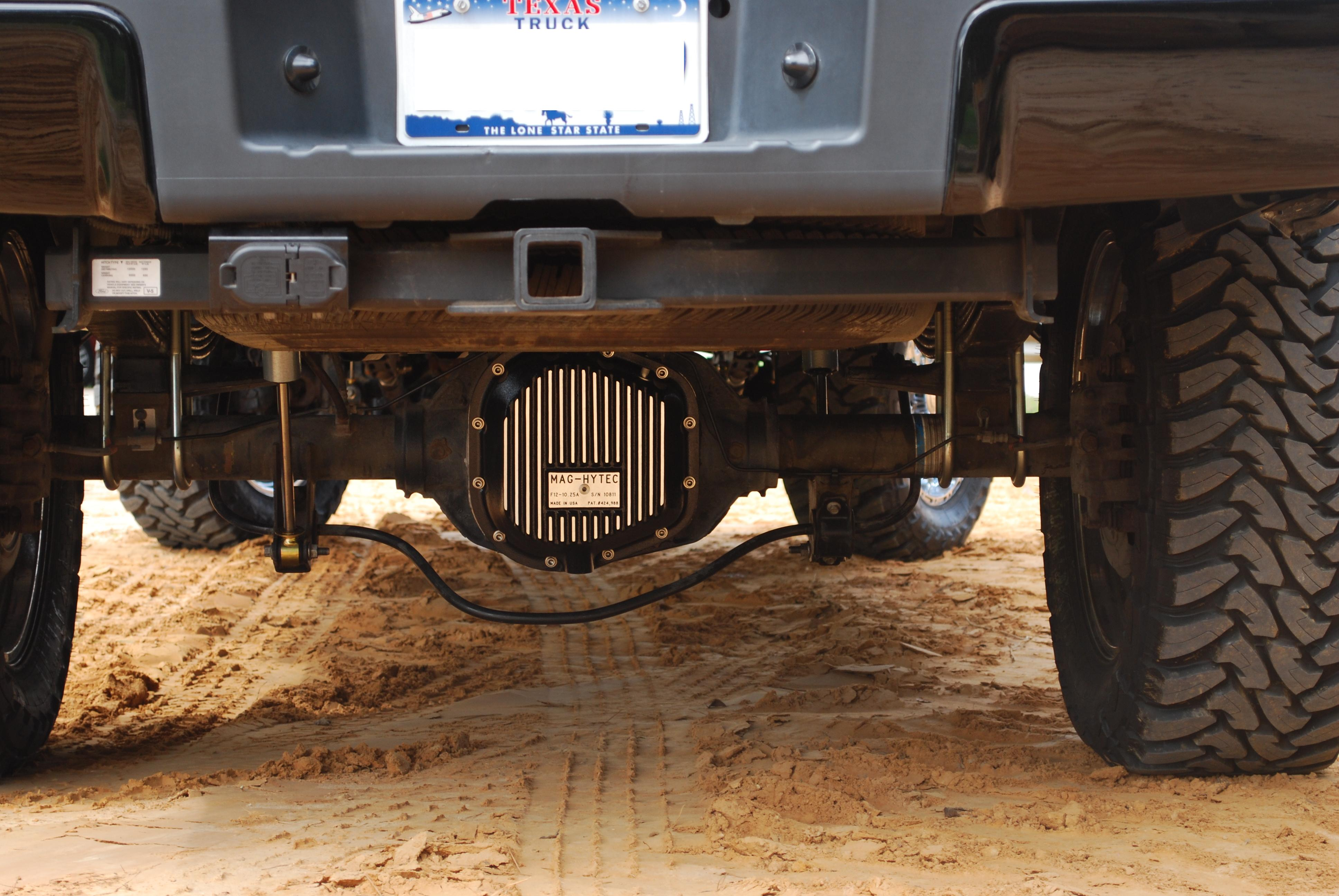 removing the sway bar on a lifted 08 - Diesel Forum