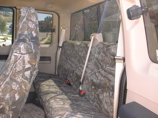 Seat Covers - Diesel Forum - TheDieselStop.com