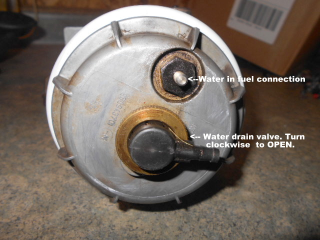 2007 Ford F350 6 0 Sel Fuel Filter