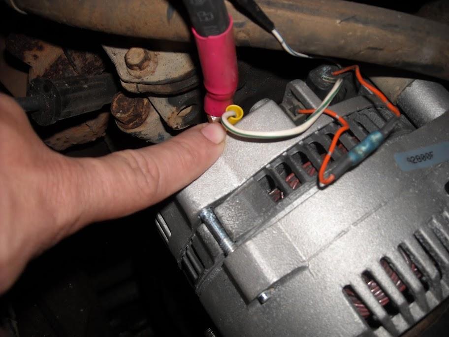 1998 ford f150 alternator wiring diagram: surprising 2001 ford ranger alternator  wiring diagram images rh