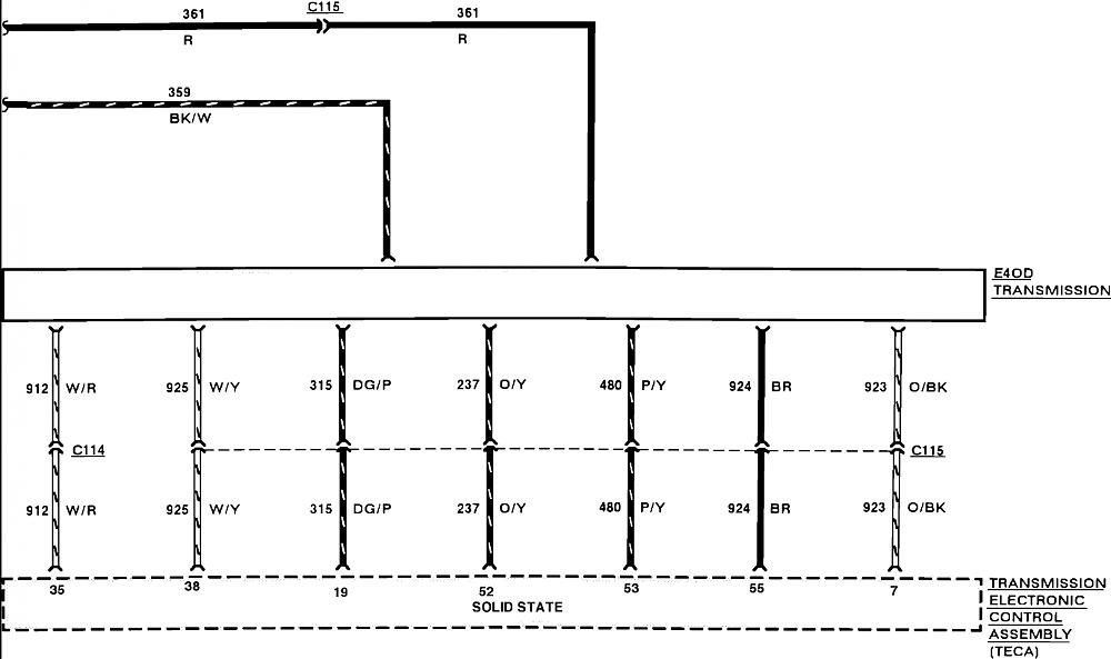 2225d1223112162 wiring schematic 90 e350 7 3 tps needed e350 diagram2 wiring schematic for 90 e350 7 3 from tps needed diesel forum e40d transmission wiring diagram at n-0.co