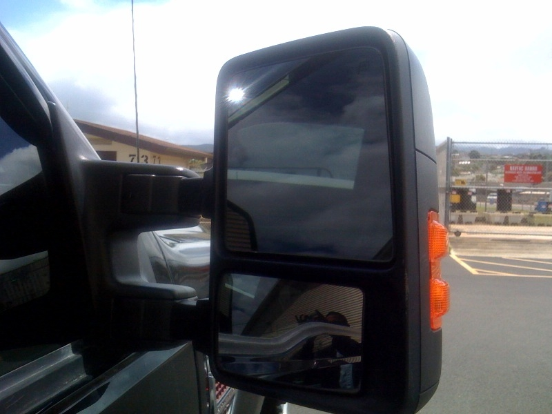 2008 Power Telescoping Mirror Issue Diesel Forum