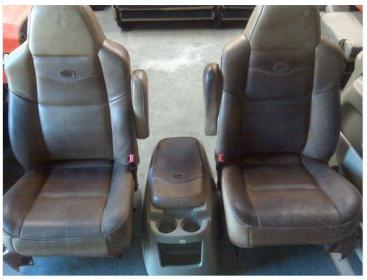 Late Model Excursion Seats Vs The Original Style For Neck