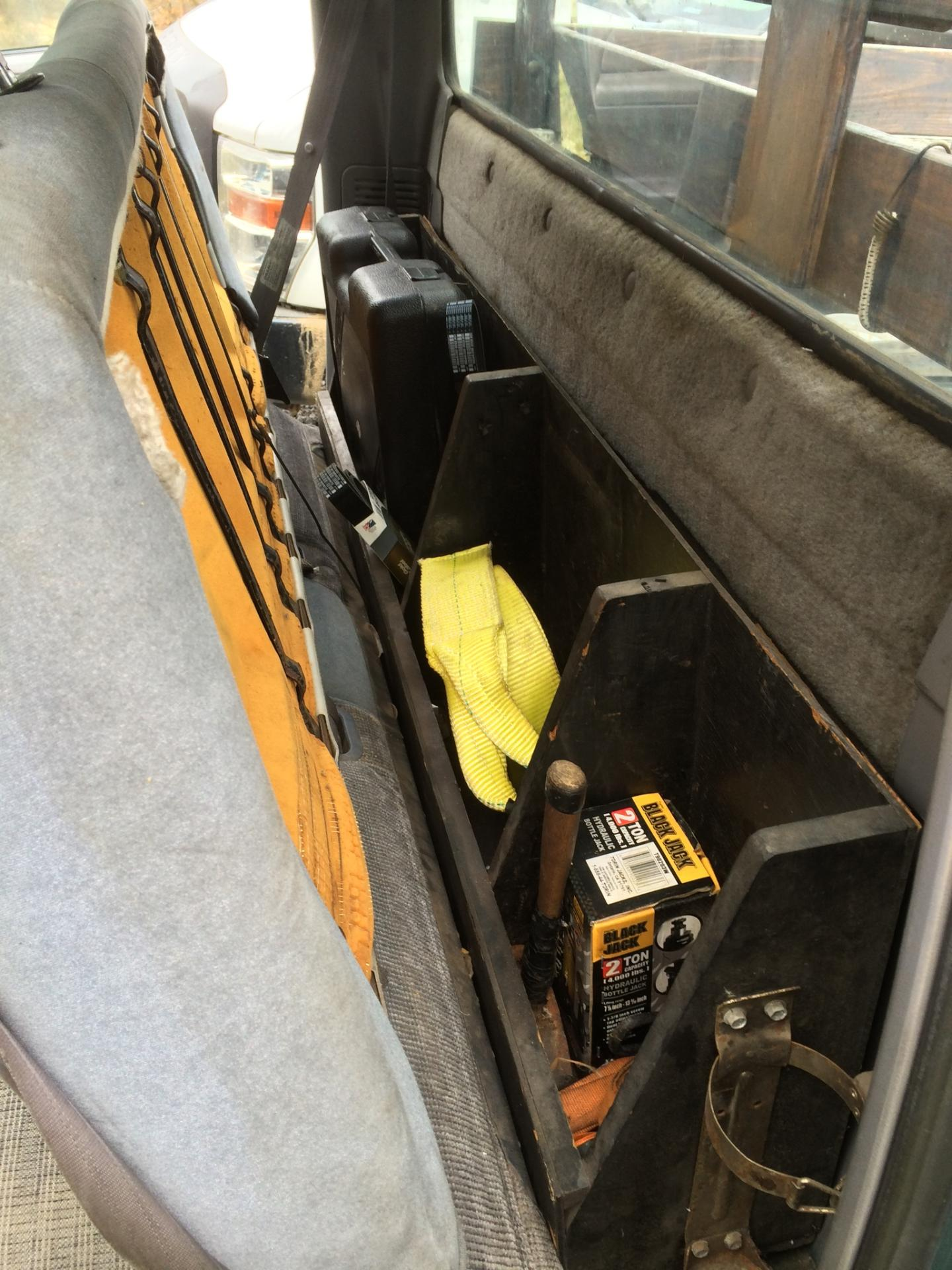 Regular Cab Storage Unit Diesel Forum Thedieselstop Com