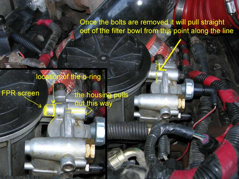 Fuel Issue Ford Truck Enthusiasts Forums