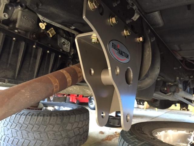 Full Traction lift kit install - Diesel Forum ...