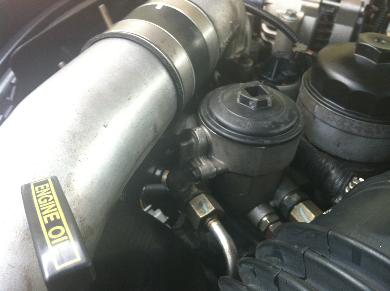 03 F250 60l Lags Slow No Power Ford Truck Enthusiasts Forums 2007 Ram 2500 Fuel Filter