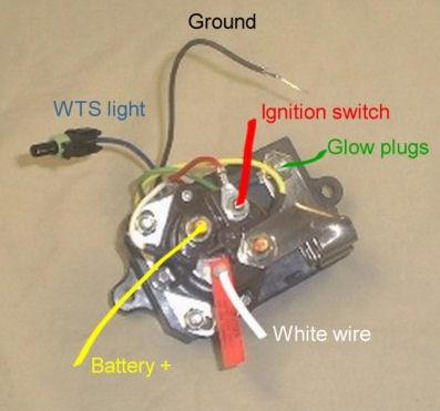 88 7 3 wiring glow plug relay diesel forum thedieselstop com rh thedieselstop com wiring diagram glow plug relay 7.3 glow plug controller wiring diagram