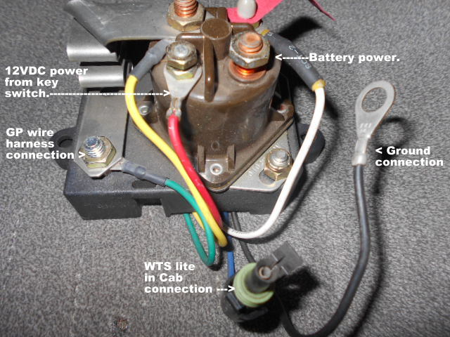 1990 F250 7.3L IDI Wait to Start Light - sel Forum ... F Wiring Diagrams Idi on