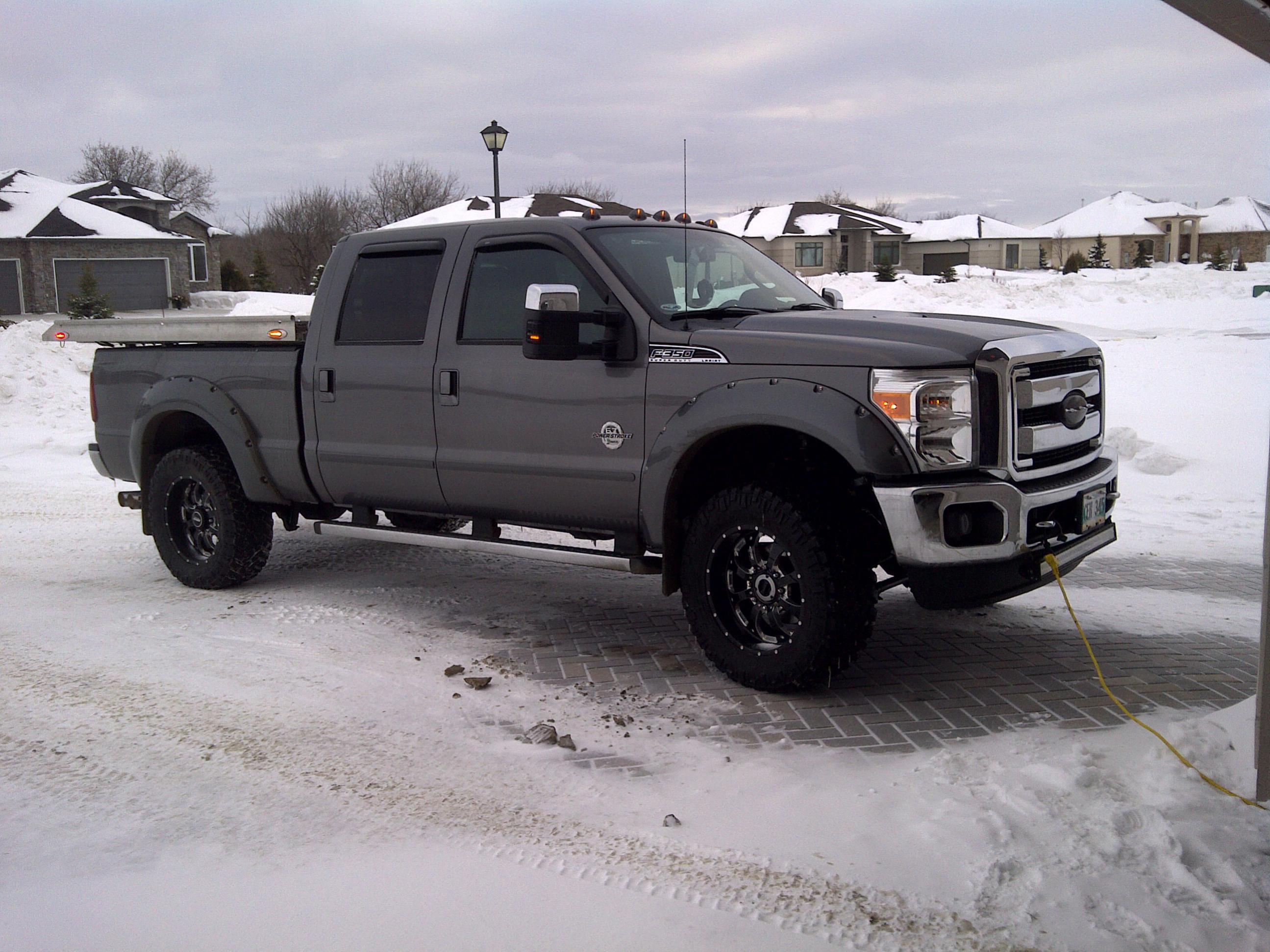 Grey trucks black wheels - Diesel Forum - TheDieselStop.com