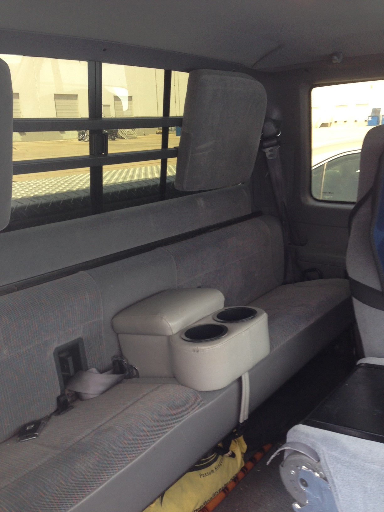 Extended Cab Rear Bench Seat Headrests Diesel Forum Thedieselstop Com