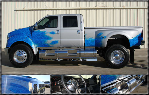 F650 front end on a F350? - Diesel Forum - TheDieselStop.com