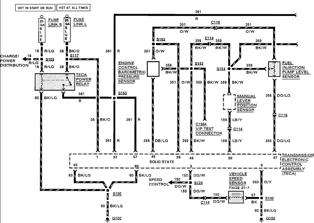 Tcm Problems Diesel Forum Thedieselstoprhthedieselstop: Ford 7 Pin Wiring Diagram 1992 F350 At Elf-jo.com