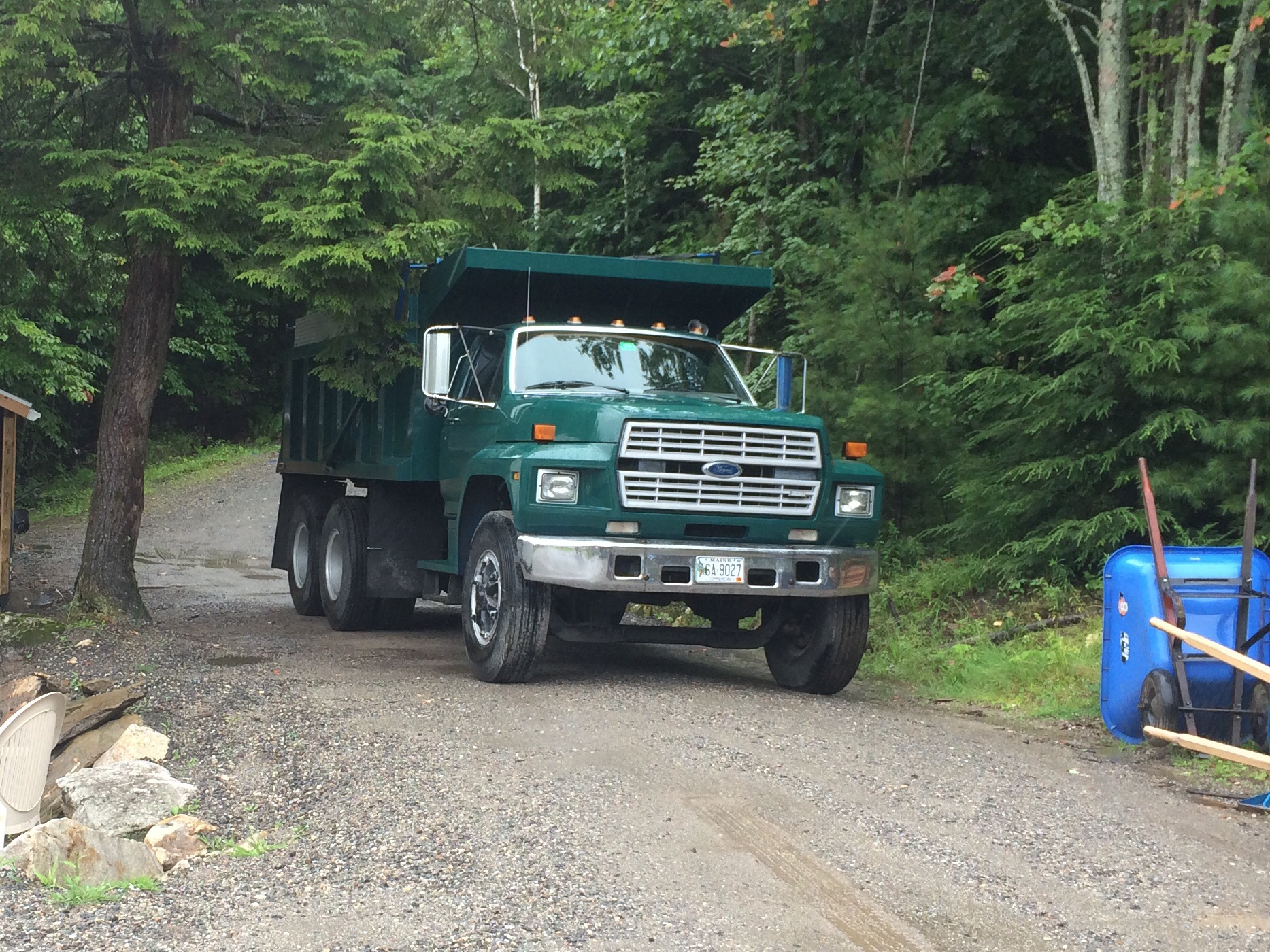 Diesel Gas Near Me >> 1986 F-800 tandem axle dump with 429 gas??? - Diesel Forum ...