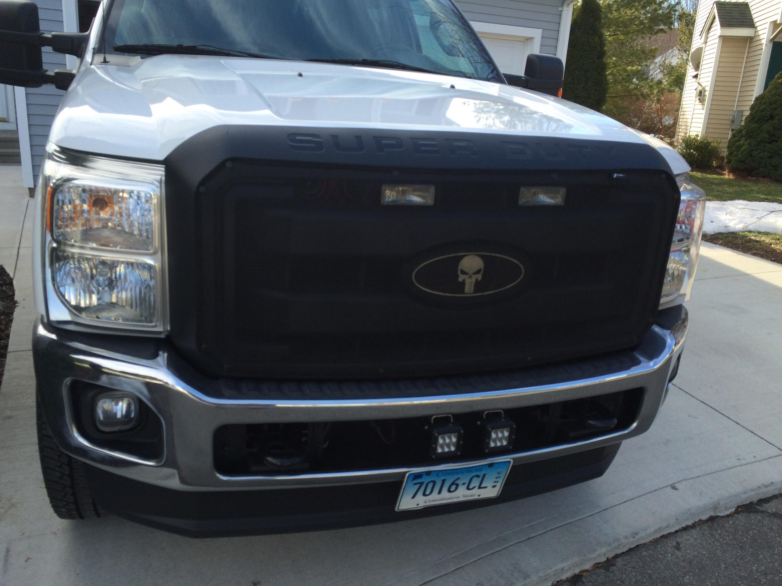 Cold Weather Grill Cover 2015 Super Duty Diesel Forum