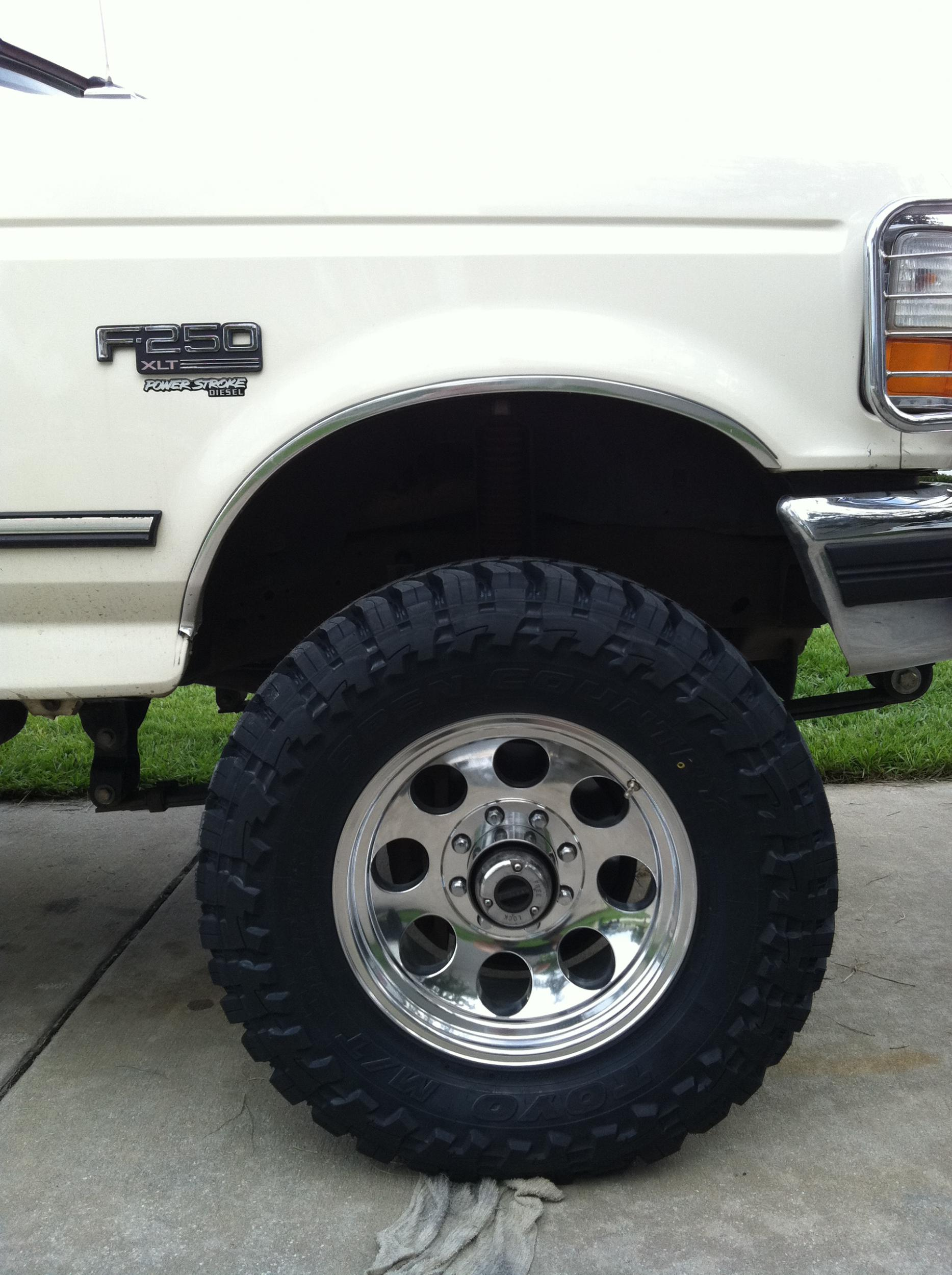 New Wheels and Tires - Diesel Forum - TheDieselStop.com