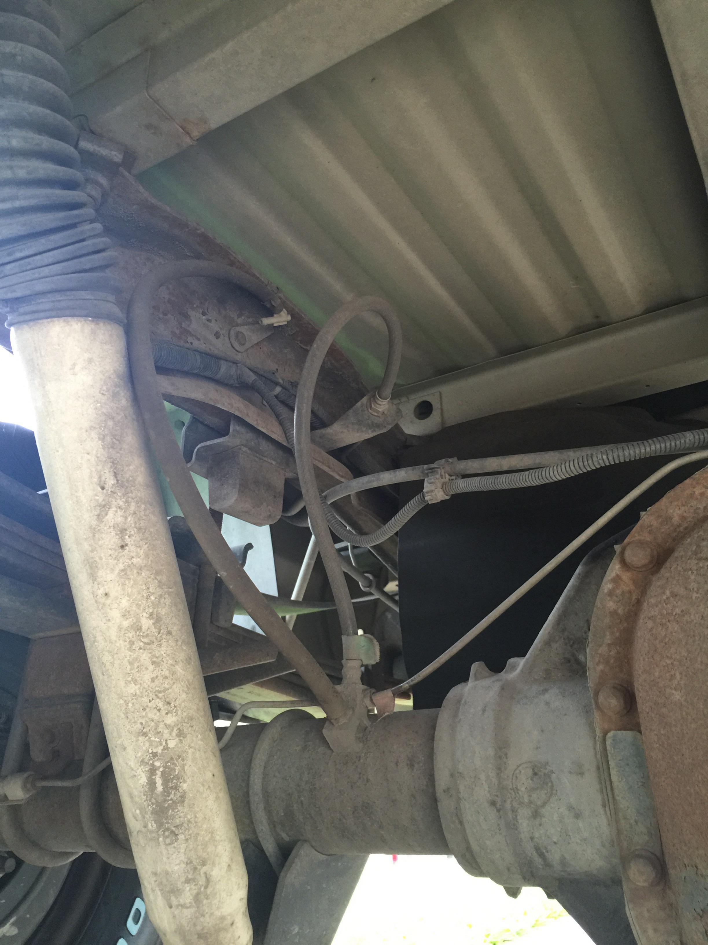 01 F250 Rear Axle Breather Line Diesel Forum