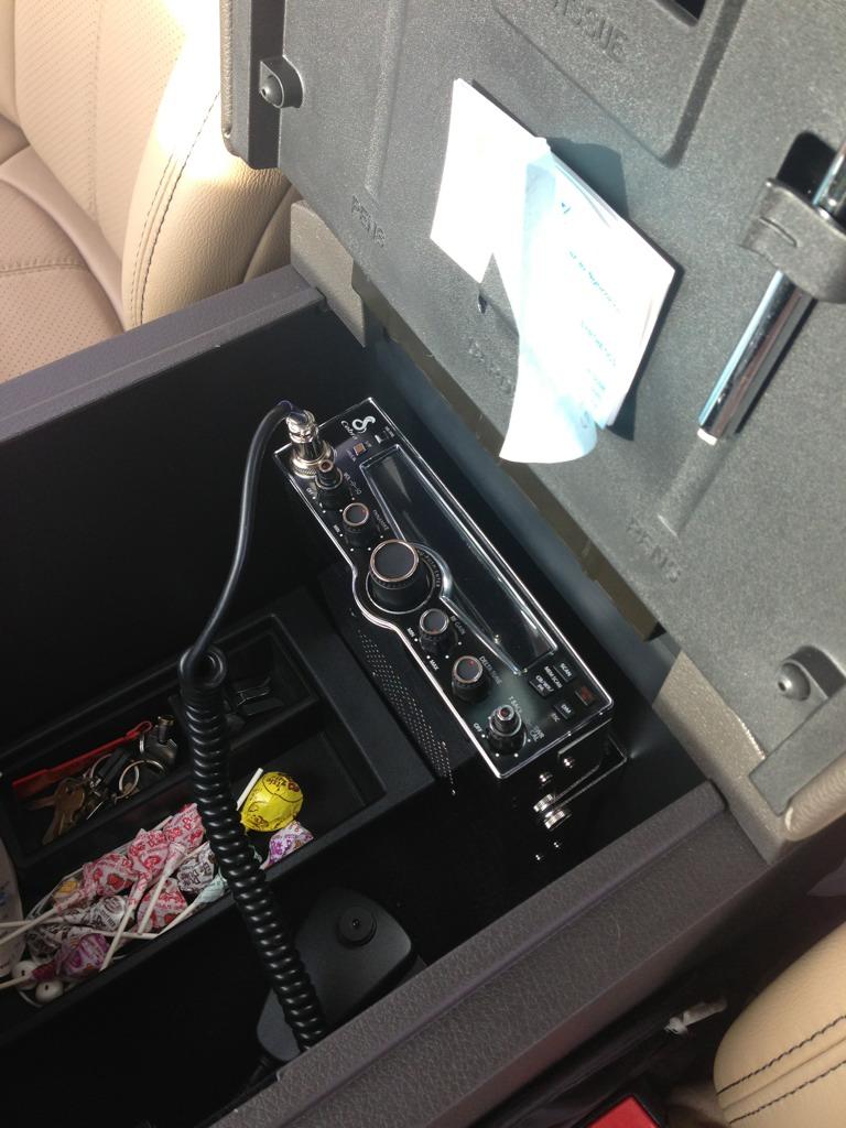 Cb Radio Mounting Imageuploadedbyautoguide