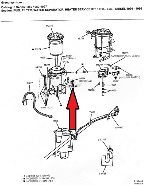 water  fuel sensor - diesel forum