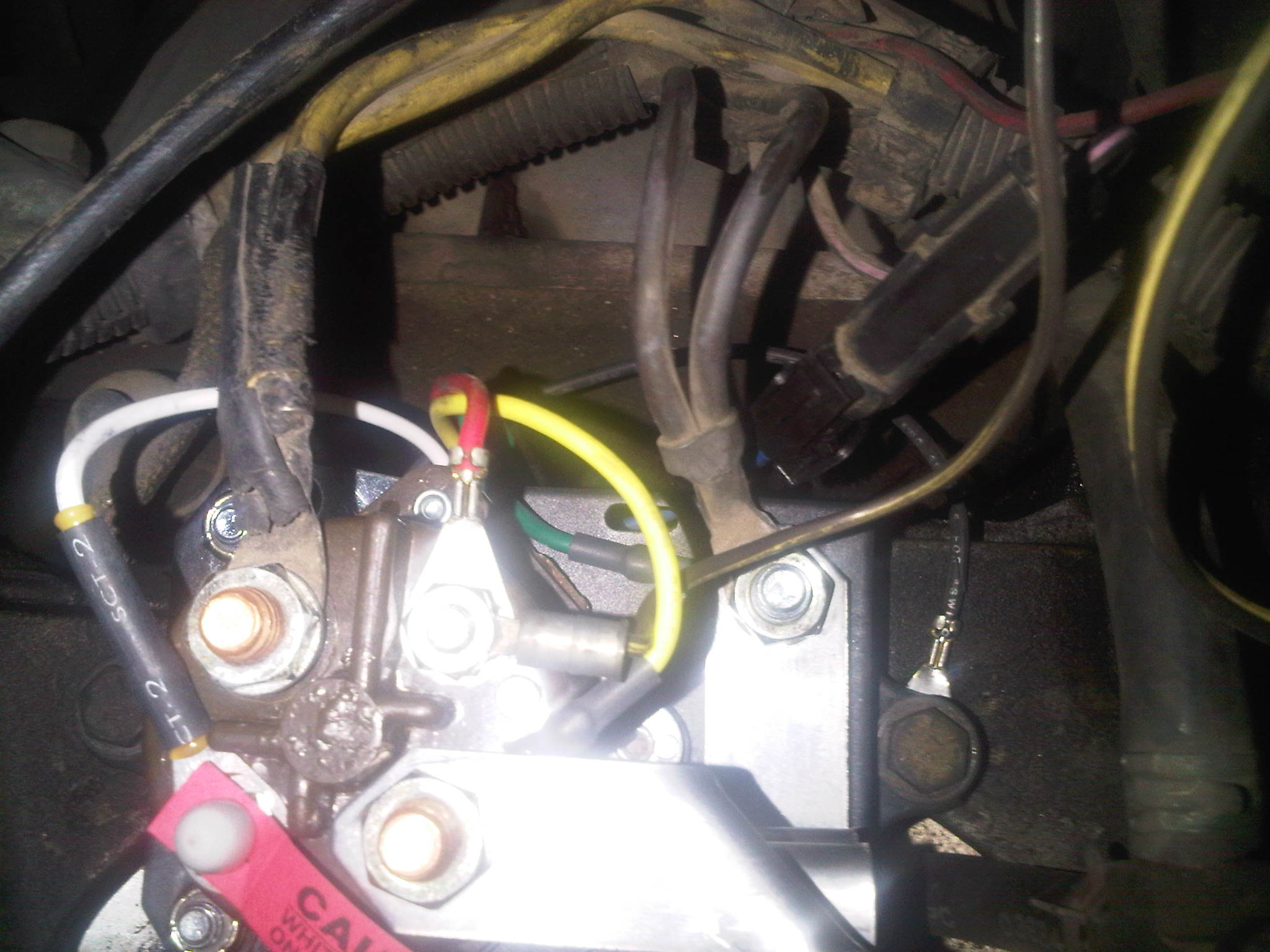 Help Glow Plug Relay Wiring The Diesel Stop