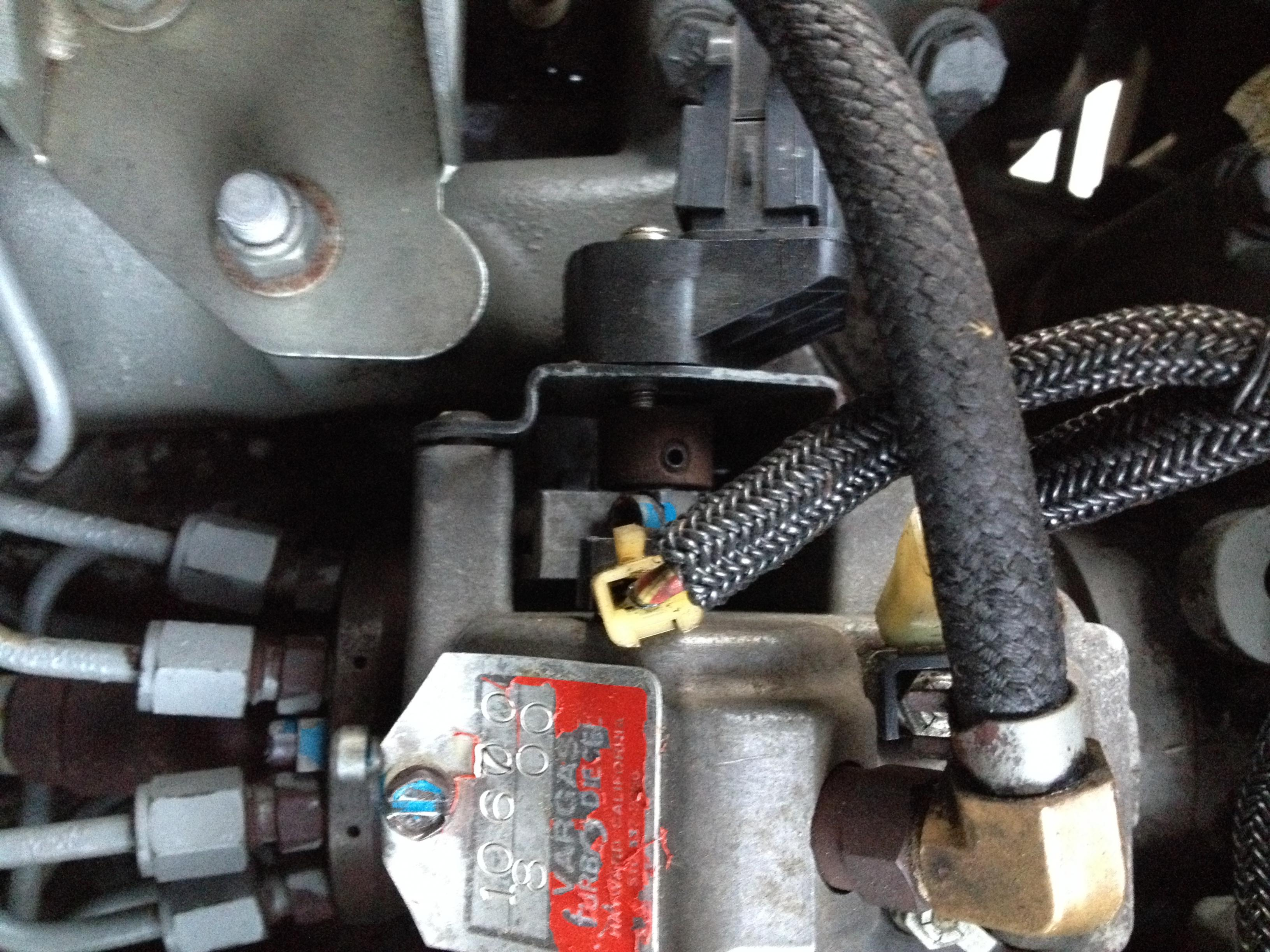 73 Injector Pump Wiring Harness Great Design Of Diagram 7 3 Powerstroke 1988 Idi To 1990 Engine Swap Diesel Forum Rh Thedieselstop Com Ford
