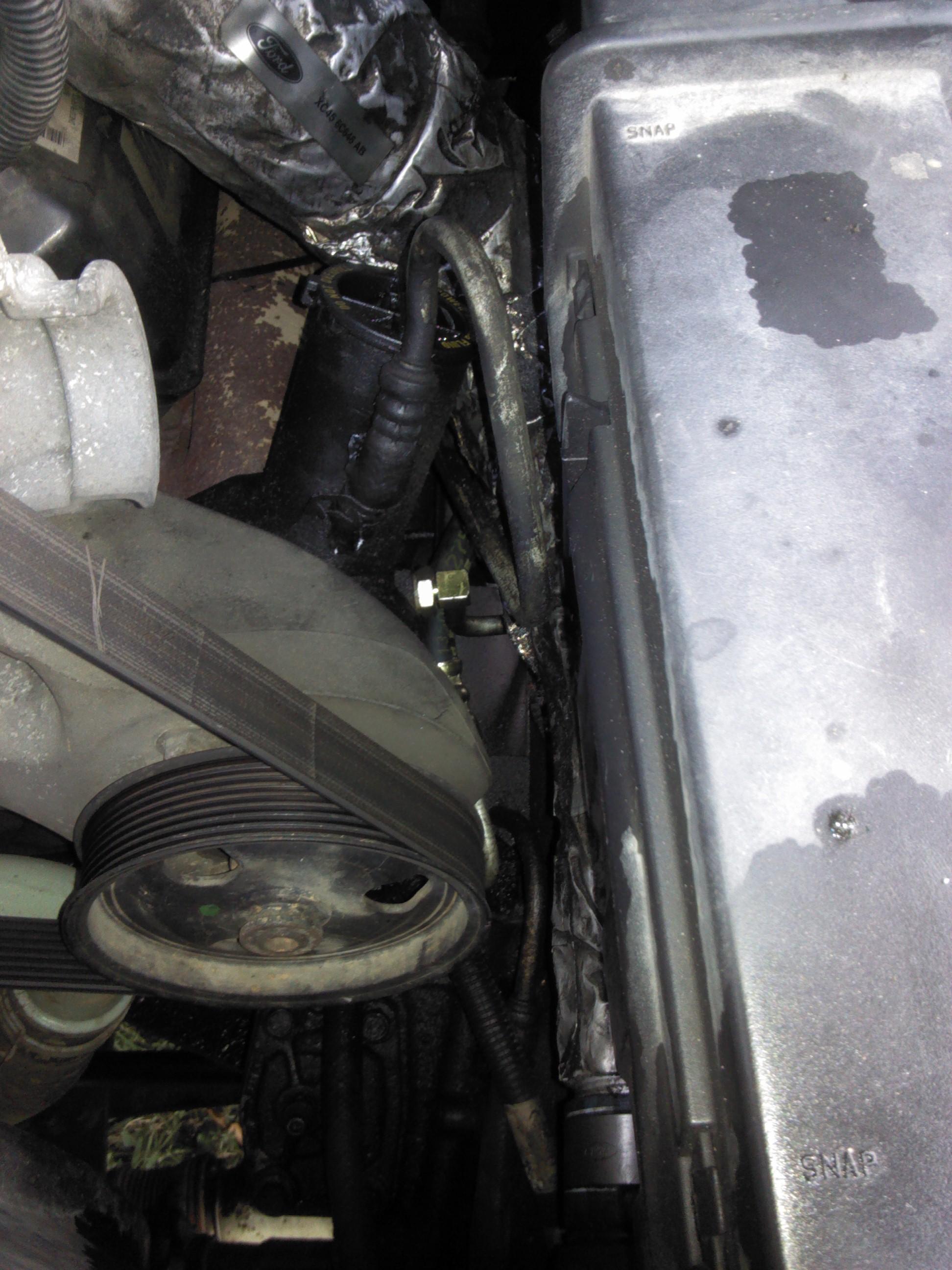 31 7 3 Power Steering Hose Diagram