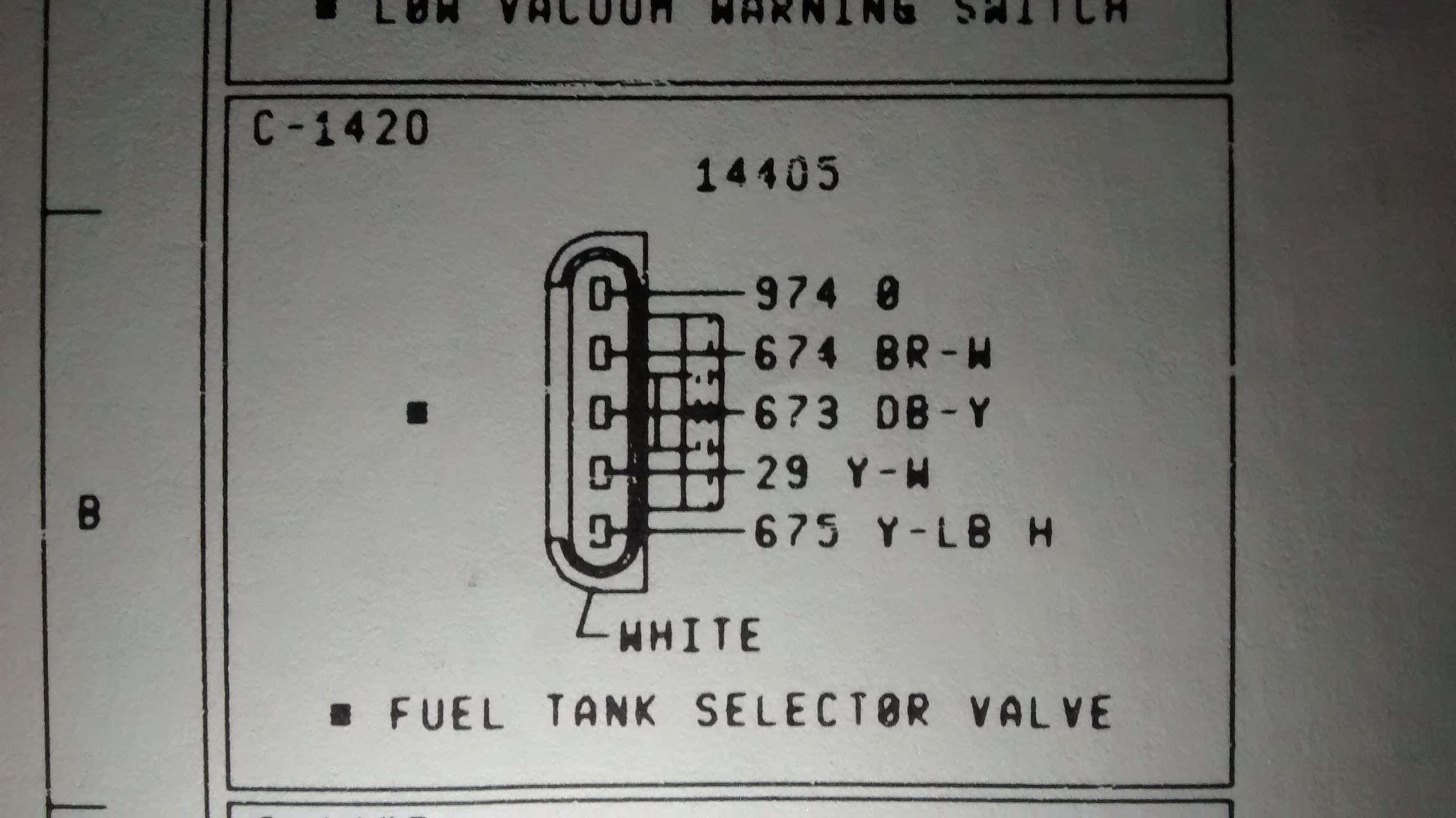 Enchanting Ford Fuel Tank Selector Switch Wiring Diagram Pictures ...